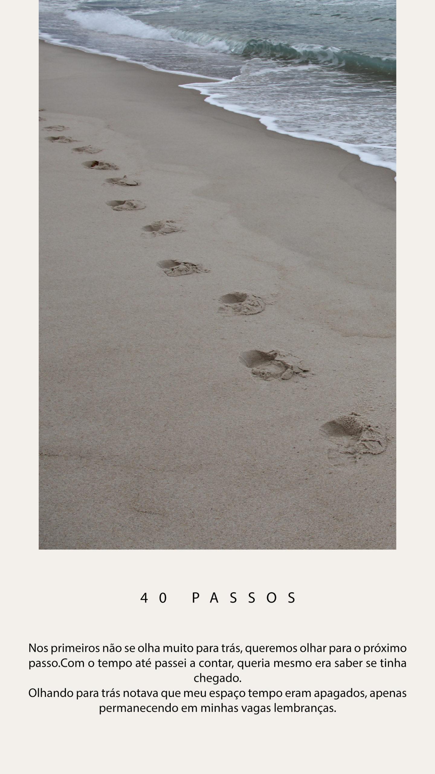 40 passos